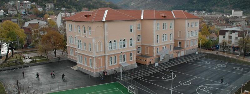 Кое е най-модерното училище в България?